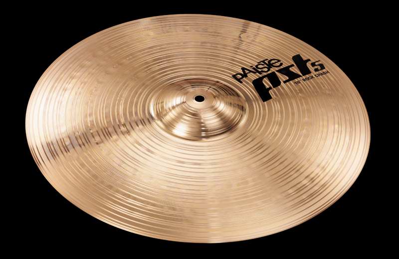 "0000682818 New PST 5 Rock Crash Тарелка 18"", Paiste"