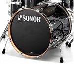 17322540 ESF 11 2217 BD WM 11234 Essential Force Бас-барабан 22'' x 17,5'', черный, Sonor