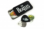 1CAB4-15BT1 Beatles Signature Logo Медиаторы в коробке, 15шт, Planet Waves